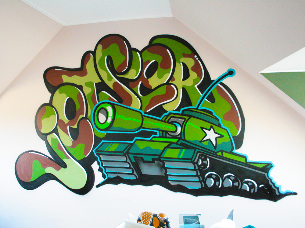 Jetser & tank