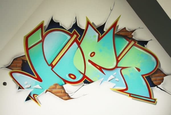 Graffiti room Joep
