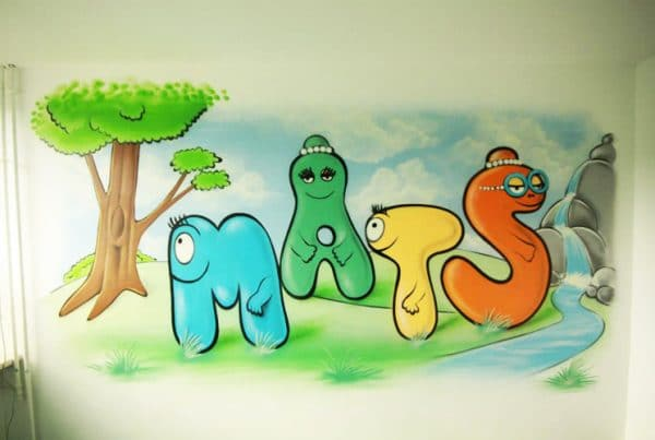 Children's room Mats