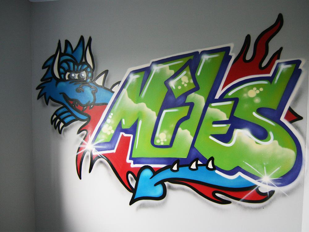 Miles & Dragon