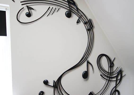 النوتات الموسيقية
