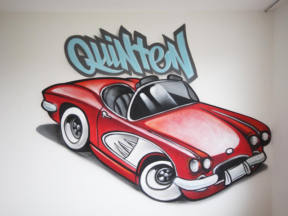 Quinten & auto
