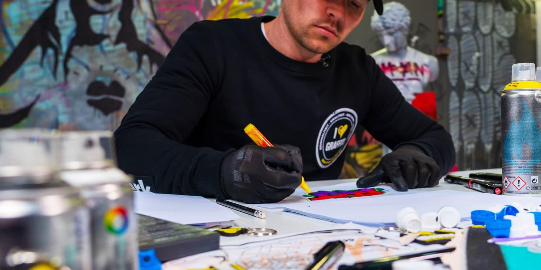 Tutoriel en ligne: créez vos propres graffitis