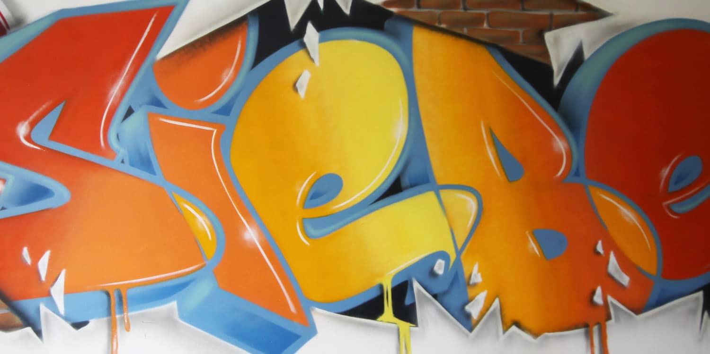 Inspiration de pépinière de graffitis?