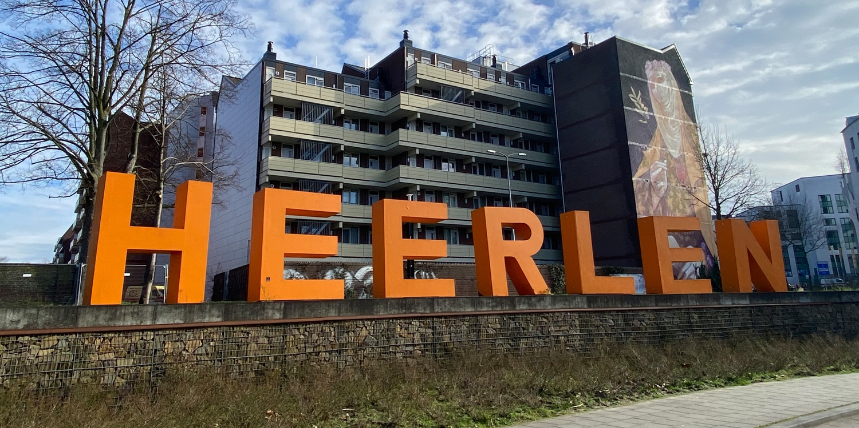 Les peintures murales de Heerlen comme un grand musée à ciel ouvert